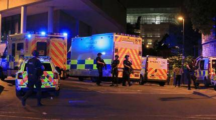 Manchester bombing: Islamic State claims responsibility for terror attack
