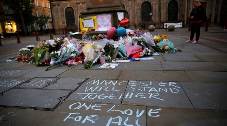 Manchester attack, manchester suicide bomber, Salman Abedi, Salman abedi arrest, Salman Abedi arrested, manchester terror attack, manchester terror blast, manchester blast, manchester concert blast, manchester ariana grande concert, ariana grande concert, concert blast, world news, latest news, international news, indian express news