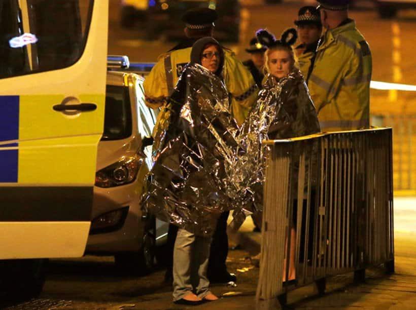 Manchester attack, Manchester terror attack, manchester concert attack, ariana grande concert, ariana grande concert blast, grande concert blast, blast news, international news, world news, indian express news, latest news