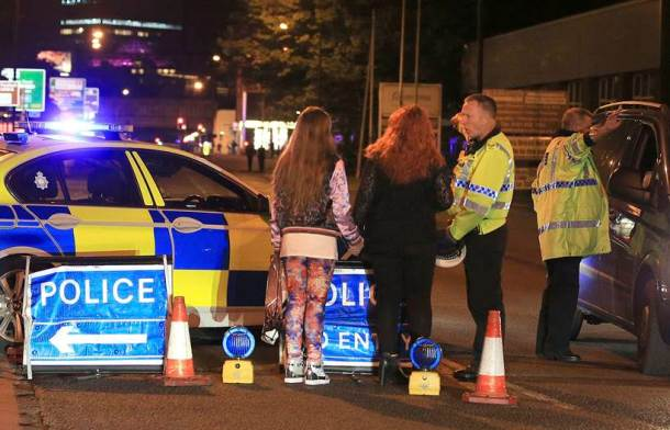 Manchester attack, Manchester terror attack, manchester concert attack, ariana grande concert, ariana grande concert blast, grande concert blast, blast news, international news, world news, indian express news, latest news