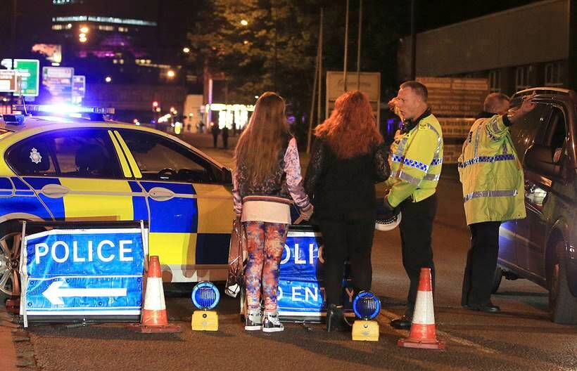 Image result for manchester; terrorist attack; bombing; images; dead; wounded; injured; photos