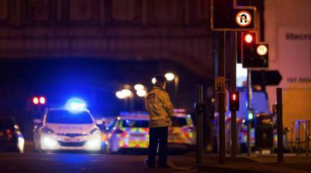 manchester arena blast, ariana grande concert, terrorist attack, uk elections, manchester arena attacker, theresa may, british pm theresa may, manchester terrorist attack, blast during ariana grande concert, uk blast, uk concert blast, manchester blast, world news, latest news, indian express news""