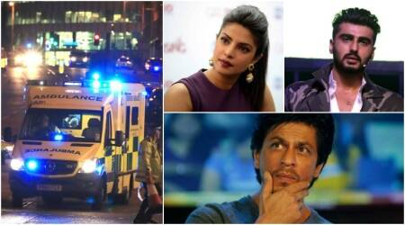 Manchester Arena attack, Manchester Arena bollywood, Manchester Arena bollywood messages, bollywood messages Manchester Arena, Ariana Grande concert, explosion Manchester Arena, terror attack Manchester, bollywood celebs shocked, Manchester Arena news, bollywood news, entertainment updates, indian express, indian express news, indian express entertainment