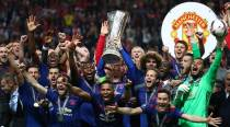 Pogba, Mkhitaryan fire United to Europa League title