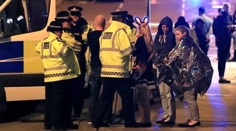 Manchester Arena blast, terrorist attack, Ariana Grande concert, Ariana Grande, United Kingdom
