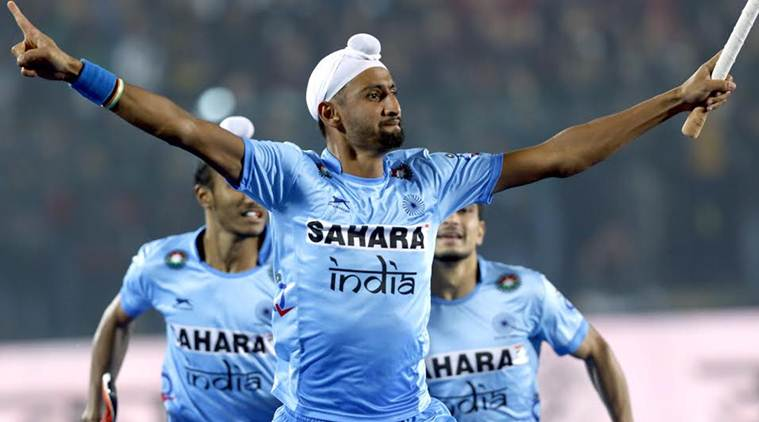 Mandeep Singh becomes sixth hockey player to test positive for COVID-19 - The Indian Express