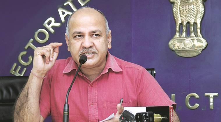 Manish Sisodia, GST, GST tax bill, india news