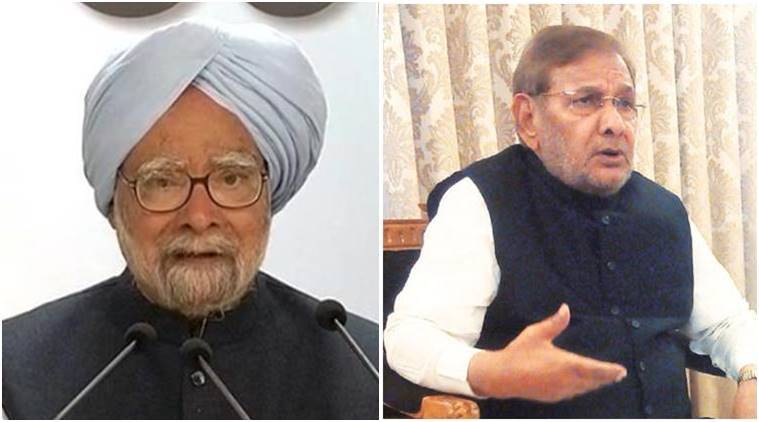 mamohan singh, congress manmohan singh, kashmir congress, kashmir, sonia gandhi, kashmir unrest, kashmir problem, kashmir issue, sharad yadav, sharad yadav, bjp, kashmir-india-pakistan, india news, indian express