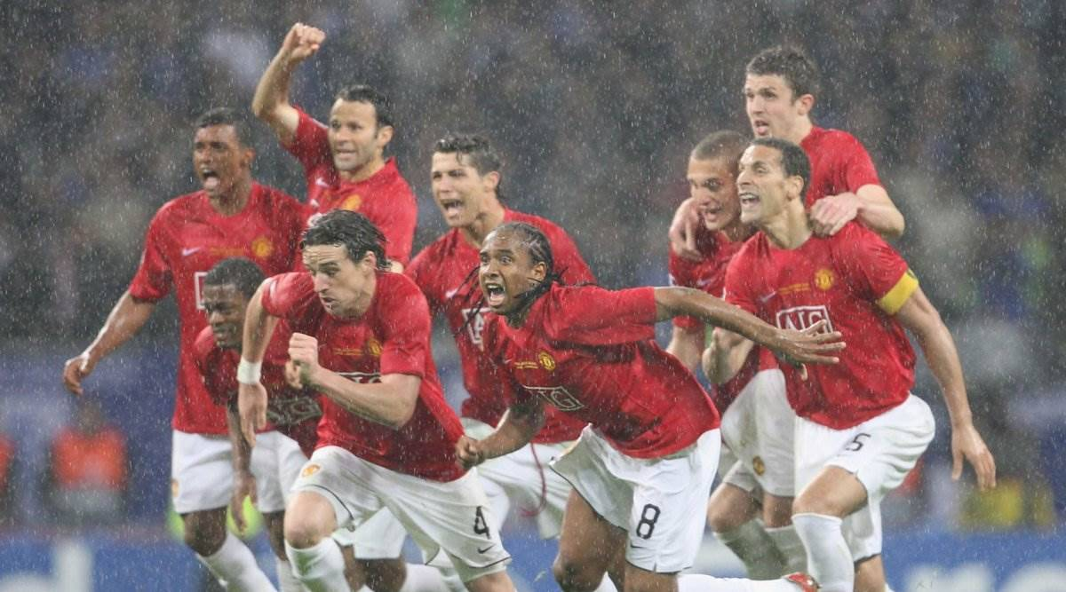 This Day That Year Manchester United Win 2008 Champions League Final After Beating Chelsea On Penalties Sports News The Indian Express
