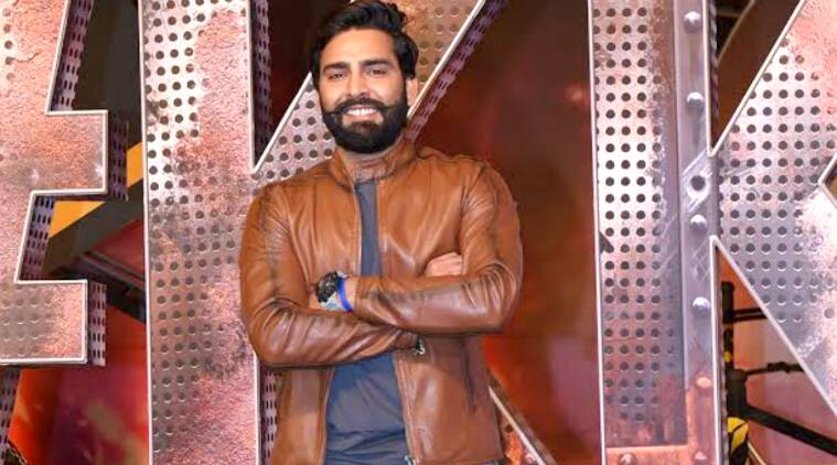 manveer gurjar, manveer gurjar khatron ke khiladi, manveer gurjar khatron ke khiladi 8, manveer gurjar pics, manveer gurjar news, manveer gurjar images, manveer gurjar bigg boss 10 winner, television news, entertainment updates, indian express
