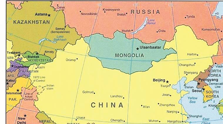 Ncert to replace aksai chin map in class xii textbook the indian aksai chin china class xii textbook china map china map mistake ncert gumiabroncs Gallery