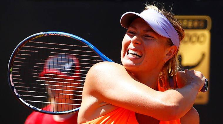 maria sharapova, sharapova, maria sharapova return, maria sharapva wta rankings, tennis news, sports news, indian express