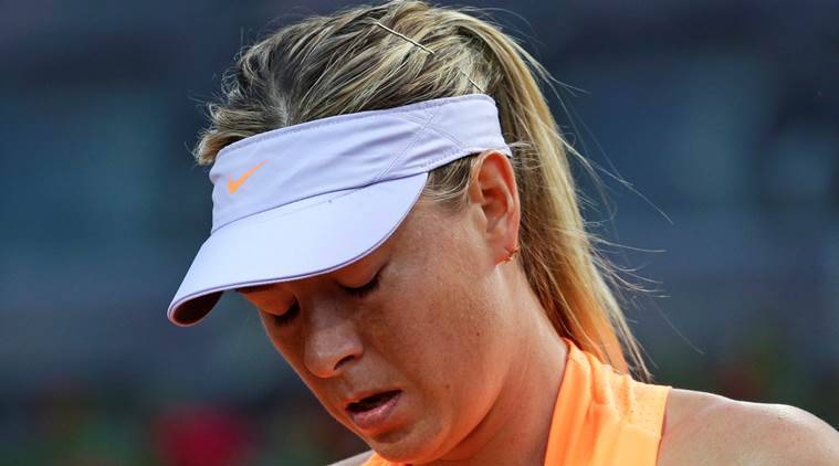 Maria Sharapova, Maria Sharapova Wimbledon, Maria Sharapova news, Maria Sharapova updates, Maria Sharapova matches, Maria Sharapova wildcard, sports news, sports, tennis news, Tennis, Indian Express
