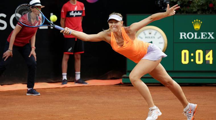 Maria Sharapova faces 10-match marathon to win Wimbledon title