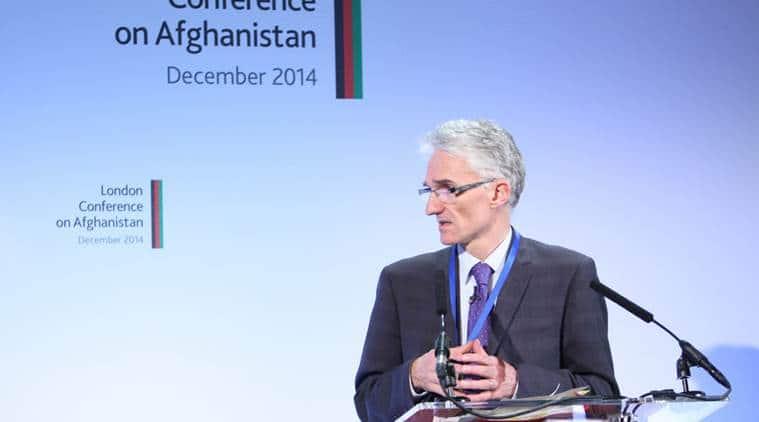 Antonio Guterres, Mark Lowcock, UN humanitarian chief, Stephane Dujarric, Mark Lowcock new UN humanitarian chief, world news, indian express news