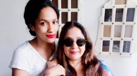 Designer Masaba Gupta's Mother's Day post for mom Neena Gupta is the cutest ever