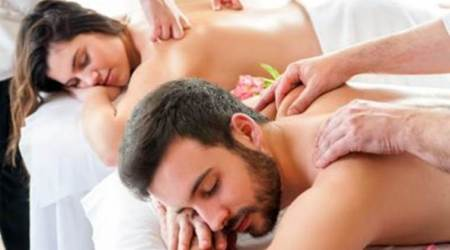 Research, healthy research, studies, couples, relations, relation with partners, Healthy relation husband wife, love, relation, spouse love, stress, reduce stress, massage, spouse massage, lifestyle, good relation, feelings, feelings for each other, Indian Express, Indian Express News