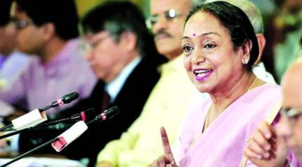 Presidential election 2017: Meira Kumar is Opposition candidate