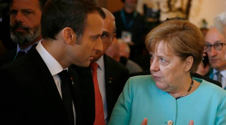 Germany, France, Britain to launch mechanism for trade with Iran