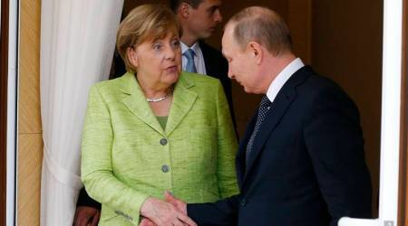 Germany says Putin move on UN peacekeepers in Ukraine a 'step' towards resolving differences