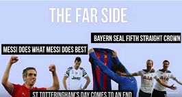 The Far Side: Messi Does What Messi Does Best, Bayern Seal Fifth Straight Crown
