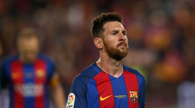 lionel messi, messi, messi jail term, spain supreme court, supreme court, messi tax fraud, messi tax fraud case, barcelona, barca, football, sports news, indian express