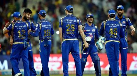 Mumbai Indians, IPL, IPL on Twitter, Kolkata Knight Riders, Royal Challengers Bangalore, KKR vs RCB, cricket, sports news, Indian Express
