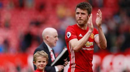 michael carrick, manchester united, manchester united news, football news, sports news, indian express