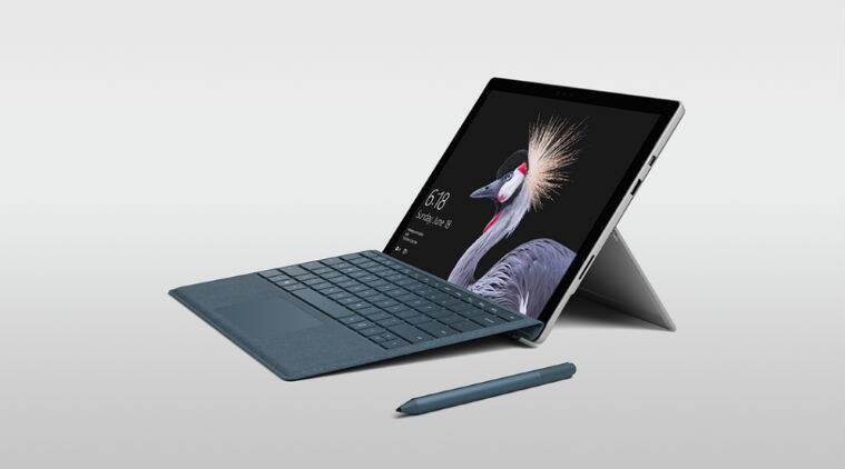 Microsoft, Surface Pro, Microsoft new Surface Pro, Surface Pro features, Surface Pro price, Surface Pro specifications, new Surface Pen, Surface Pen features, Surface Pen price, Microsoft keyboard covers, Microsoft Signature Type Covers, HoloLens, gadgets, technology, technology news
