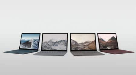 Microsoft, Microsoft Surface Laptop, Surface Laptop Price, Surface Laptop Windows 10 S, Surface Laptop Price India, Surface Laptop India price, Windows 10 S, Windows 10 S features, Surface Laptop specs