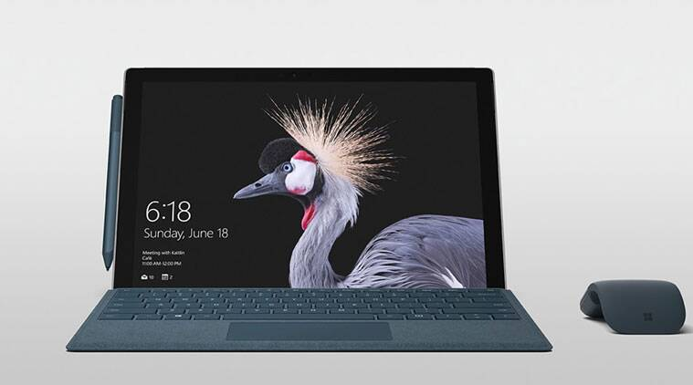 Microsoft, Microsoft Surface Pro, Microsoft new Surface Pro, Surface Pro 2017, Surface Pro price in India, Surface Pro new processor, Surface Pro vs Apple iPad Pro, iPad Pro price, Apple iPad Pro price, Apple iPad Pro specs vs Surface Pro