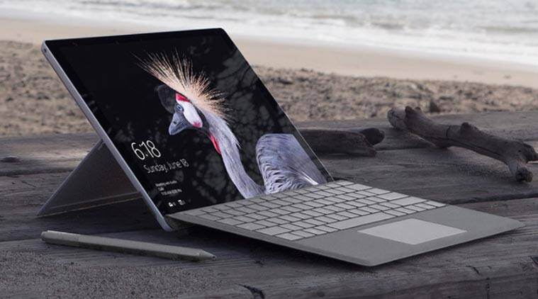 Microsoft, Microsoft Surface Pro, Microsoft new Surface Pro, Surface Pro 2017, Surface Pro price in India, Surface Pro new processor, Surface Pro vs Apple iPad Pro, iPad Pro price, Apple iPad Pro price, Apple iPad Pro specs vs Surface Pro, New Surface Pro specs, technology, technology news