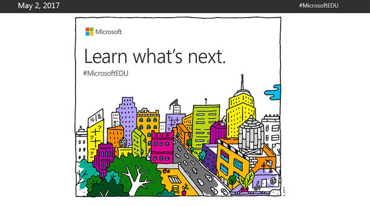 Microsoft, Microsoft Event, Microsoft May 2 event, Microsoft Chromebook rival, Microsoft Windows 10 Cloud, Microsoft Education, Microsoft Cloud OS, Microsoft Chromebook rival, Windows 10 Cloud, Windows 10 Cloud OS