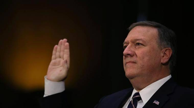 Donald Trump's South Asia strategy working, says Mike Pompeo | World  News,The Indian Express