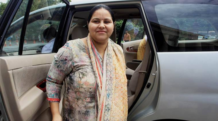 lalu prasad daughter. misa bharti, misa bharti income tax fine, rjd, bihar news, india news, indian express