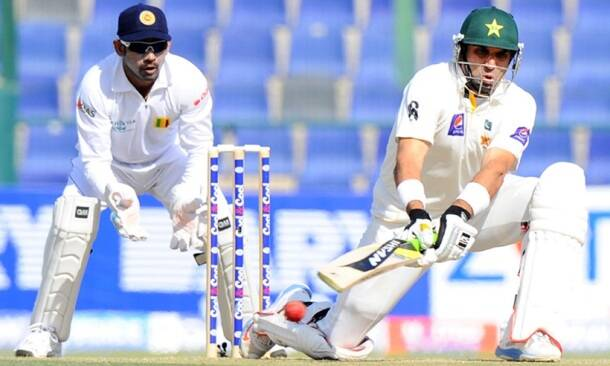Misbah-ul-Haq, Misbah, misbah-ul-Haq Pakistan, Pakistan captain, Pakistan Test captains, Misbah-ul-Haq stats, Misbah-ul-Haq records, Cricket photos, Misbah photos, Cricket, Sports news, Sports, Indian Express