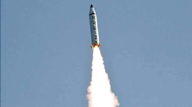 north korea, north korea missile, north korea ballistic missile test, south korea, Kim Jong-Un, world news