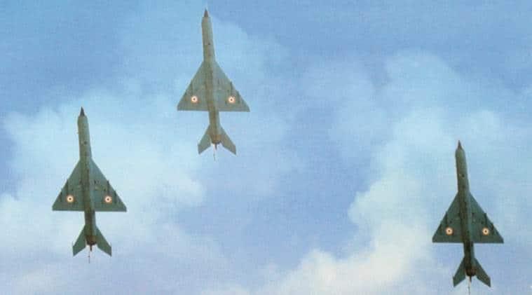 indian air force, missing man air force, air force missing man formation, air force chief, bs dhanoa, indian express news