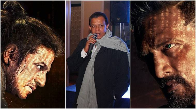 mithun chakraborty, The Villain kannada movie, Shiva Rajkumar, Mithun Chakraborty in Kannada film, Mithun Chakraborty pics