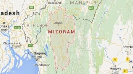 Protest against transfer of doctor: NH-54 blockade cuts off supplies to Mizoram