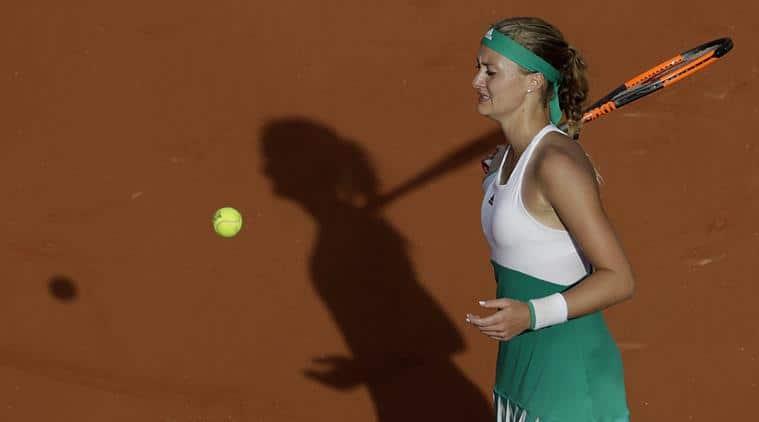 Kristina Mladenovic, mladenovic, french open, Sara Errani, paris, tennis, sports news, indian express