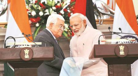 Why India seeks friendships with both Palestine, Israel: Strong, but not hyphenated