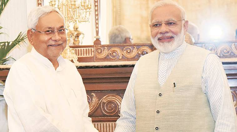 Nitish Kumar, Narendra Modi, JD(U), NDA, Venkaiah Naidu, BJP, India news, Indian Express