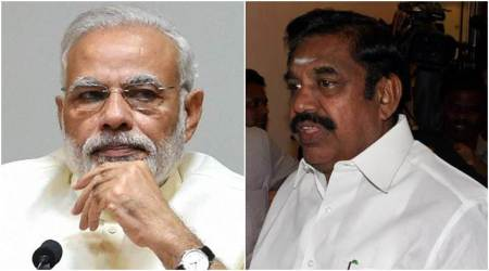 After O Panneerselvam, Palaniswami meets PM Modi, says didn't talk politics