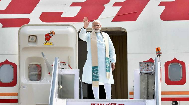 narendra modi, Shanghai Cooperation Organisation, modi kazakhstan, pakistan, nawaz sharif, astana, modi sco summit, india news, indian express news