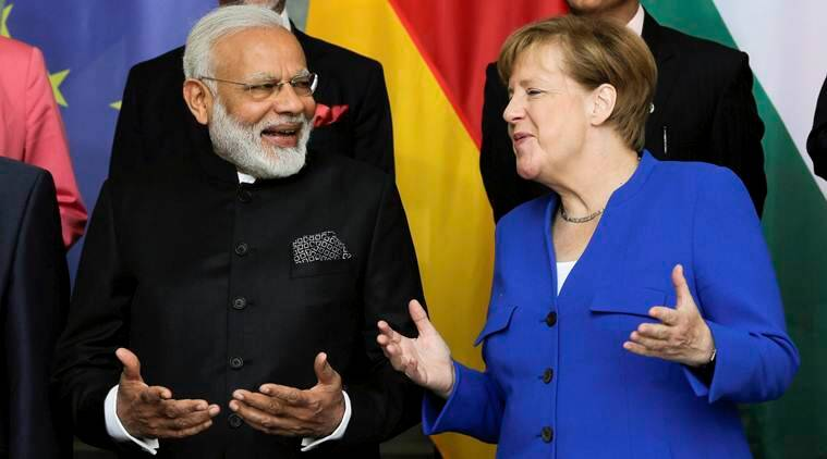 india germany, clean ganga project, namami gange, river ganga, narendra modi, angela merkel, rhine, india germany relations