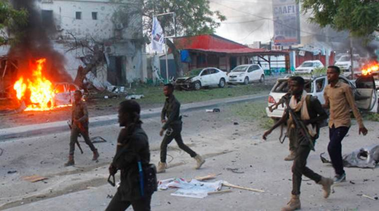 Somalia, First attack by ISIS, Al-Qaeda-linked Shabaab, ISIS, Islamic state, World news, Indian express news, India news, Latest news,