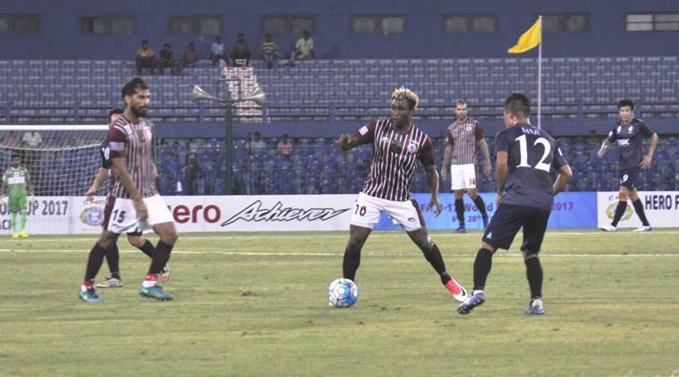 mohun bagan, dsk shivajians, fed cup, federation cup, football news, sports news, indian express