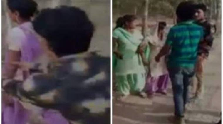 Women molested in broad daylight, video goes viral