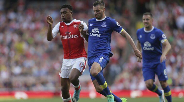Morgan Schneiderlin, Everton, Ronald Koeman, Old Trafford, Europa League, French midfielder, English Premier League 2017, Merseyside, sports news, football news, indian express